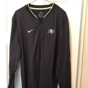 Nike Colorado quarter zip size L